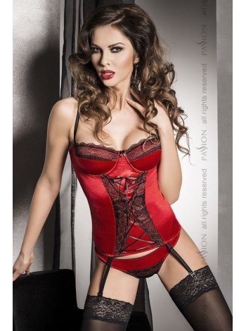 Корсет EVANE CORSET red - Passion