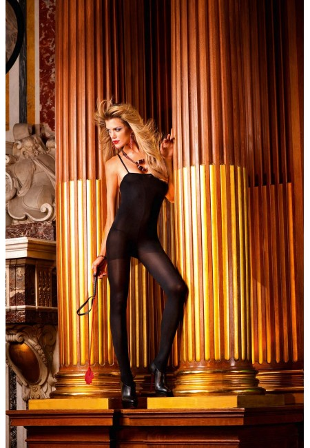 Комбинезон -сетка Black Opaque Bodystocking